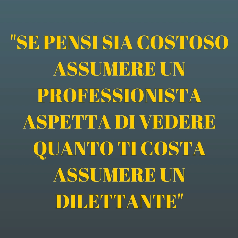 Agenzie di Marketing o Personal Marketing Assistant?