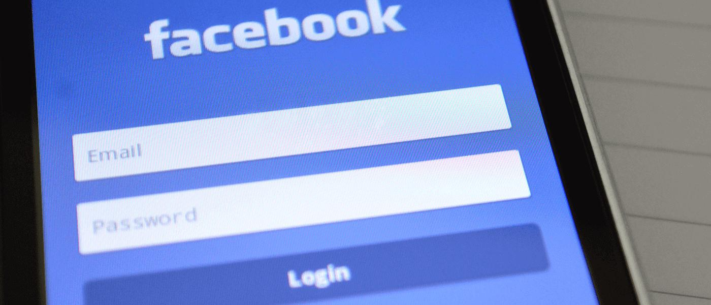pagina Facebook costo