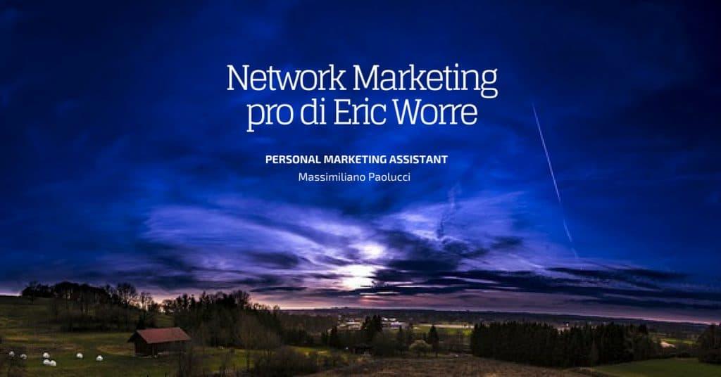 network marketing cos è