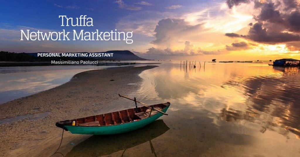 network marketing truffa