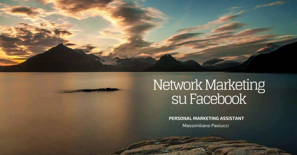 network marketing italia